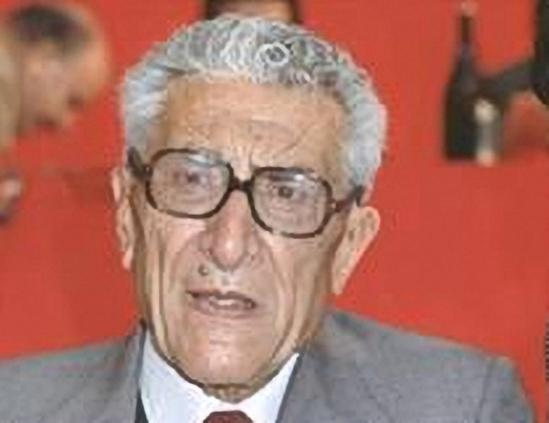 Riccardo Lombardi, leader della sinistra socialista.