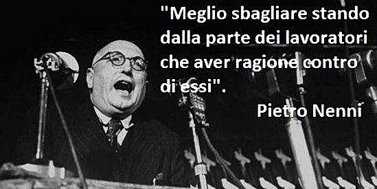 Pietro Nenni.