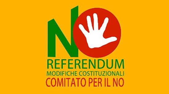 Comitato per il No al referendum costituzionale.